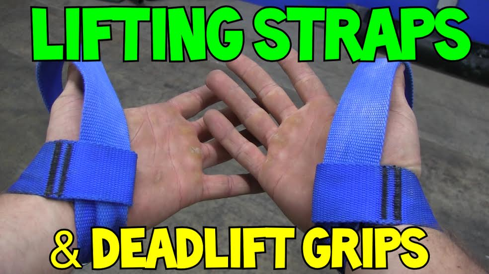 Lifting Straps And Deadlift Grips - Untamed Stength